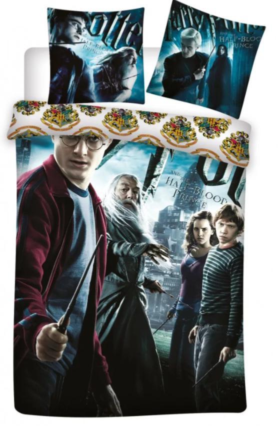 Posteľné obliečky Harry Potter real