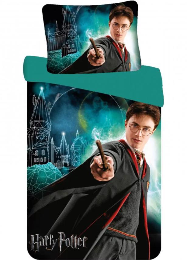 Posteľné obliečky Harry Potter real new II