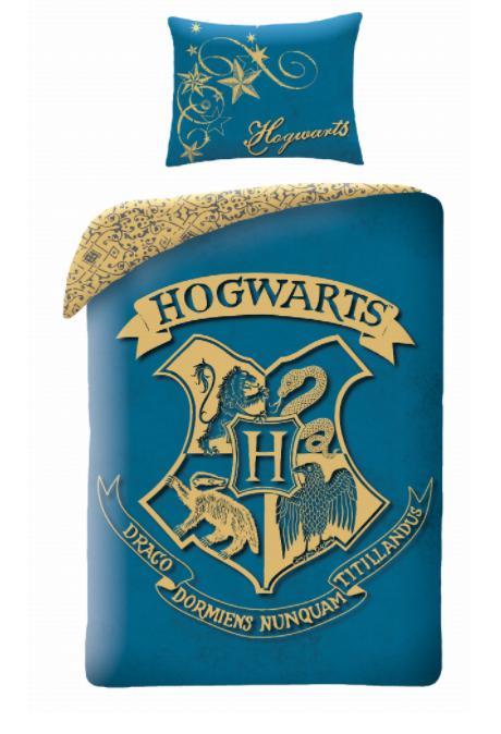 Posteľné obliečky Harry Potter blue