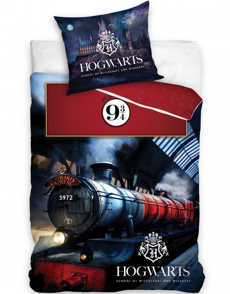Posteľné obliečky Harry Potter Express - posledný 1 kus