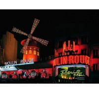 Fototapeta 0171 c Moulin Rouge