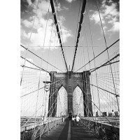 Fototapeta 0095 Brooklyn Bridge