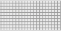 PVC panel D0023 Mosaic white with grey