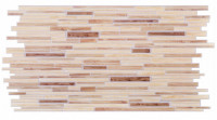 PVC panel D0010 Ornamental Timber Oak