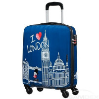 Cestovný kufor Mickey Mouse London 36 L