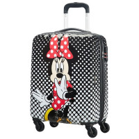 Cestovný kufor Minnie Mouse Legends Polka Dots 62,5 L
