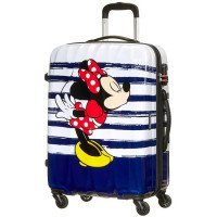 Cestovný kufor Minnie Mouse Kiss 62,5 L
