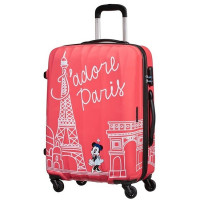 Cestovný kufor Minnie Mouse Paris 62,5 L