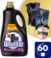 WOOLITE Dark, Black & Denim 3,6 l (60 praní)