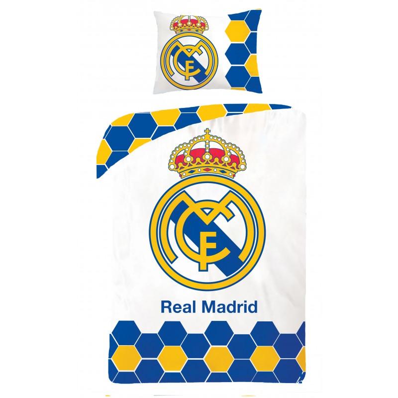 e2f168a7e9240 Posteľné obliečky Futbalový klub Real Madrid | E-shop | Farby | Laky ...